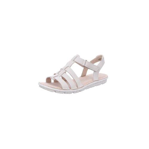 Clarks Sandalen/Sandaletten Clarks weiß  6
