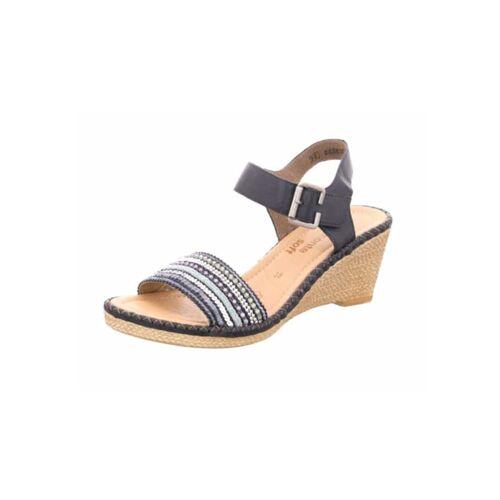 Remonte Sandalen/Sandaletten Remonte blau  41