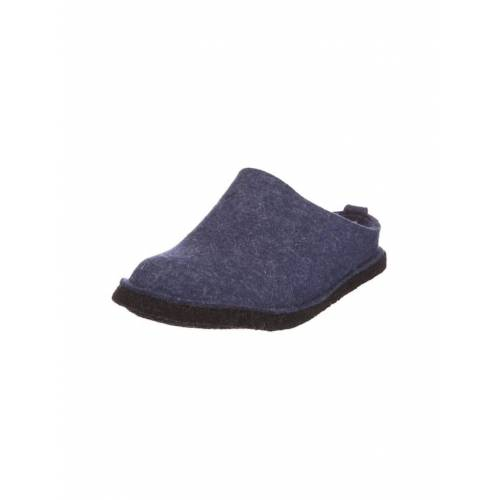 Haflinger Hausschuhe Haflinger blau  38,42