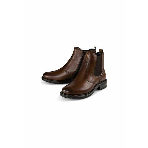 COX Chelsea Boots Chelsea-Boots COX dunkelbraun  37,38,39,40,41