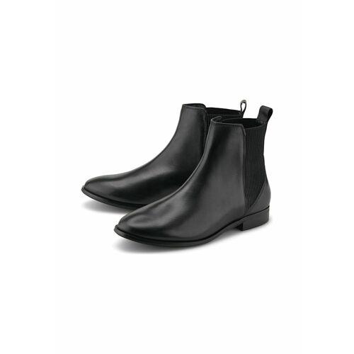COX Chelsea-Boots Chelsea-Stiefelette COX schwarz  37