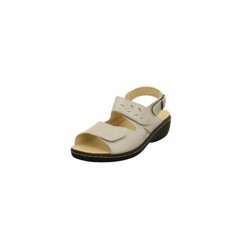 Hassia Sandalen/Sandaletten Hassia beige  38,39,40,41,42