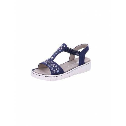 Jenny Sandalen/Sandaletten Jenny blau  40