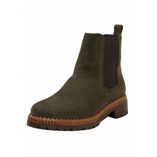 COX Chelsea Boots Chelsea-Stiefelette COX khaki  36,41