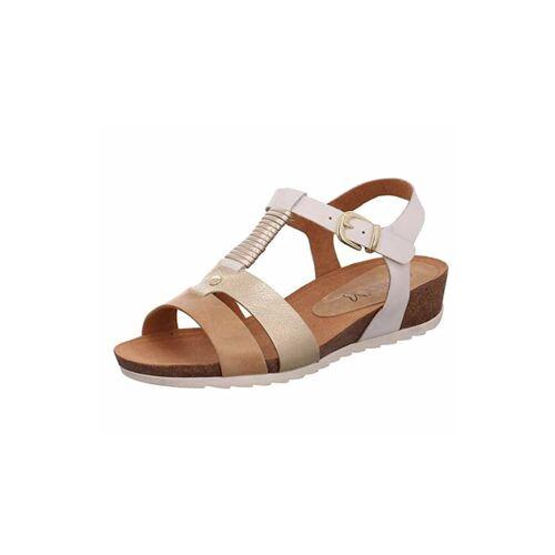Caprice Sandalen/Sandaletten Caprice weiß  4,5,7