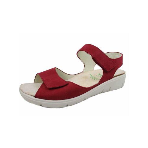 Solidus Sandalen/Sandaletten Solidus rot  4,5,6,37,41
