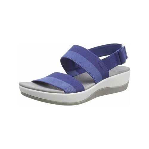 Clarks Sandalen/Sandaletten Clarks blau  5,37,38.5,39,41.5