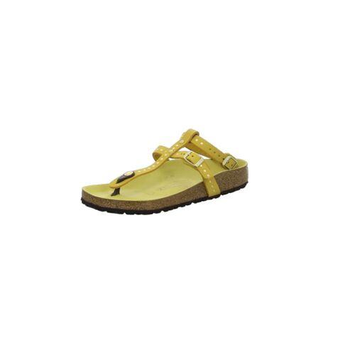Birkenstock Sandalen/Sandaletten Birkenstock gelb  37,40,41