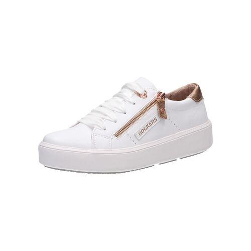 Dockers Sneakers Dockers weiß  36,37,38