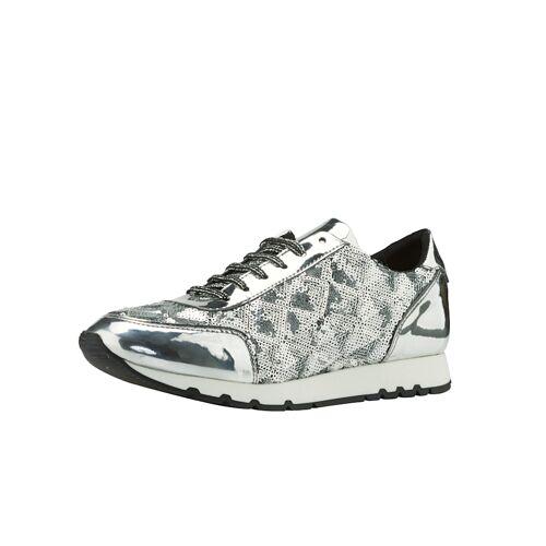 WENZ Sneaker WENZ Silberfarben  36,37,38,39,40,41,42
