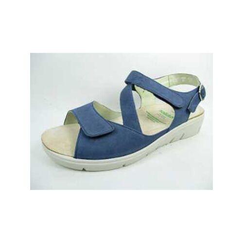 Solidus Sandalen/Sandaletten Solidus blau  38,40,41.5,42