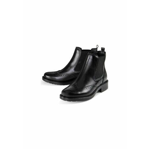 COX Chelsea Boots Chelsea-Boots COX schwarz  36,37