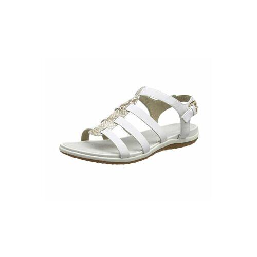 Geox Sandalen/Sandaletten Geox weiß  41