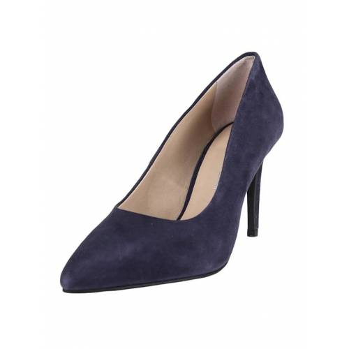 COX Pumps Velours-Pumps COX blau  39