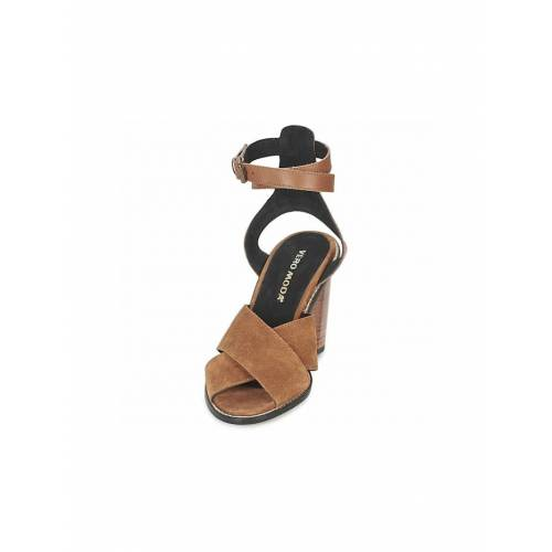 Vero Moda Sandalen/Sandaletten Vero Moda cognac  37,38,39,40,41