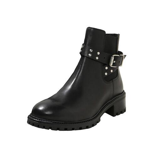 COX Chelsea Boots Chelsea-Boots COX schwarz  41