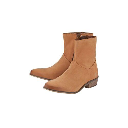 COX Stiefeletten Gaucho-Boots COX braun-mittel  37,38,39,41