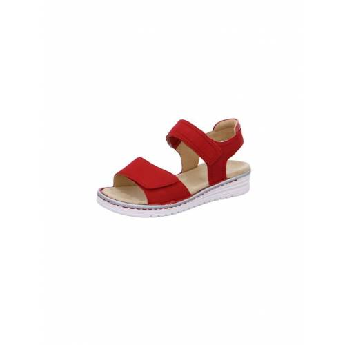 Ara Sandalen/Sandaletten Ara rot  36,41,42
