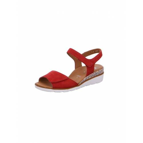 Ara Sandalen/Sandaletten Ara rot  38