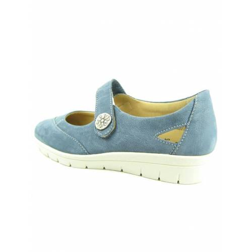 Solidus Slipper Solidus blau  38