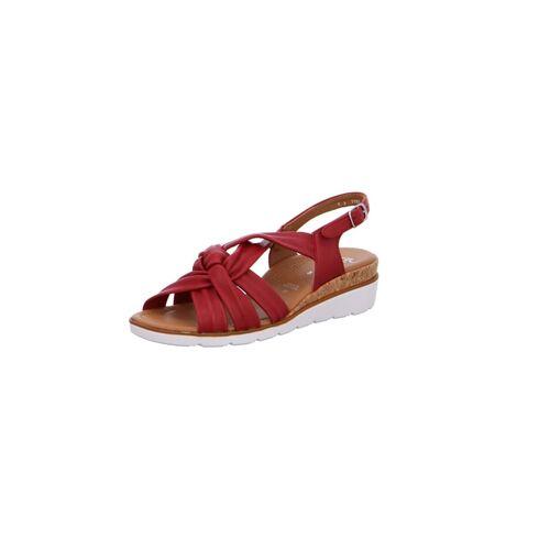 Ara Sandalen/Sandaletten Ara rot  39