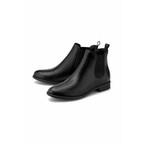 COX Chelsea Boots Chelsea-Boots COX schwarz  38,41