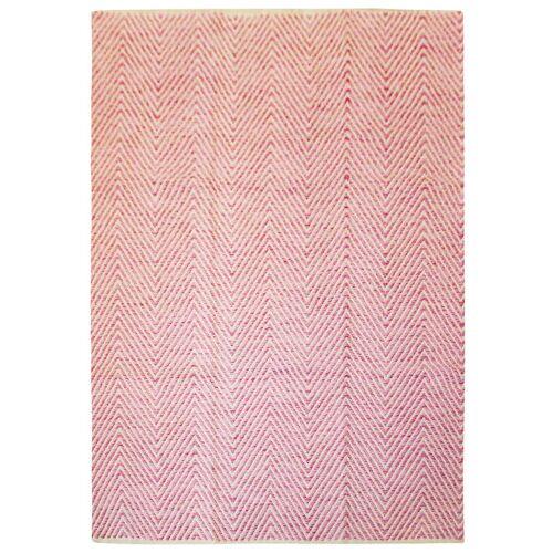 Kayoom Wollteppich Dirk Kayoom Pink