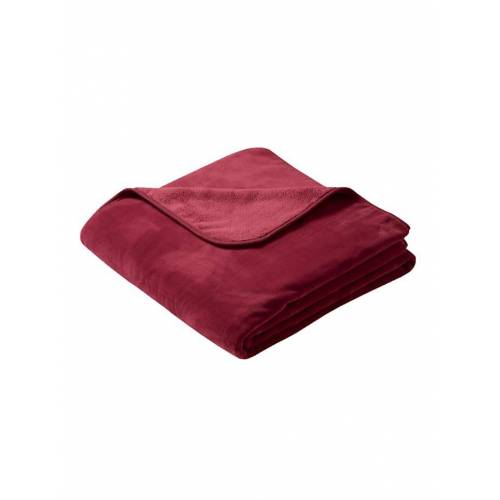 biederlack Wohndecke 'Pure Soft' biederlack Rot