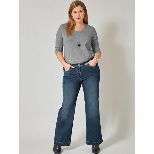 Dollywood Flare Cut Jeans Nora Dollywood Blau
