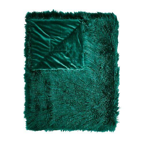 Essenza Plaid 'Vita' Essenza grün