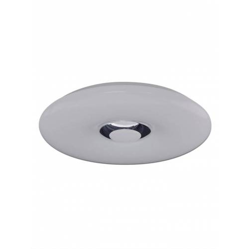 Näve Deckenleuchte mit Bluetooth Lautsprecher Näve Weiß
