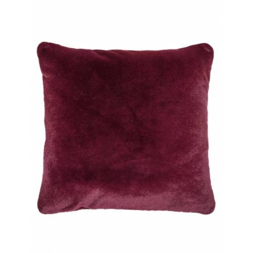 Essenza Dekokissen 'Furry' Essenza Rot