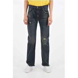 Levi's 20cm Distressed Jeans Größe 30