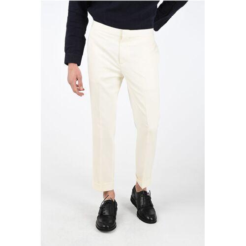 Brunello Cucinelli Silk Pants Größe 48