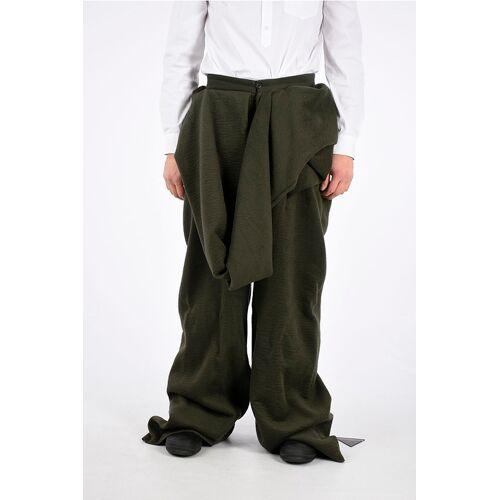 Rick Owens Cashmere WHIRLPOOLS Pants Größe 48