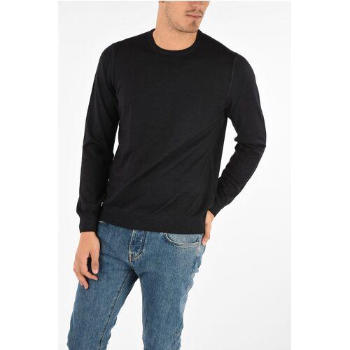 Fay virgin wool crew-neck sweater Größe 54
