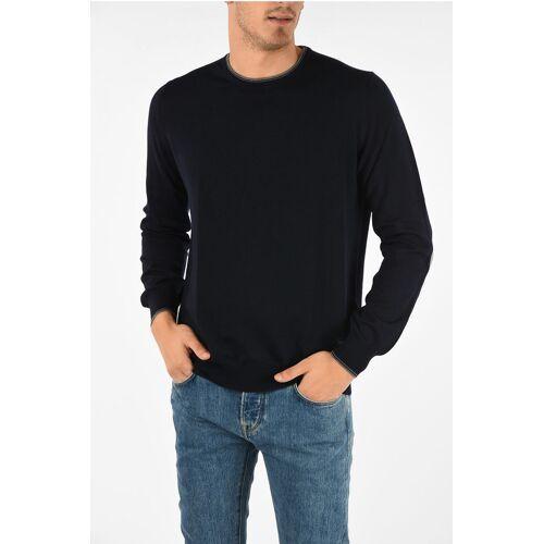 Fay virgin wool crew-neck sweater Größe 46