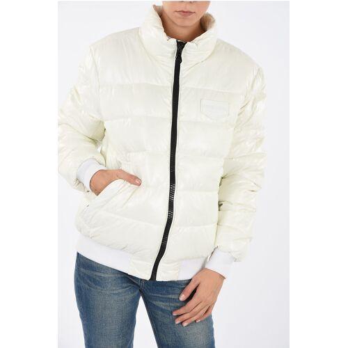 Duvetica Waist Length Full Zip MS031 Down Jacket Größe 50
