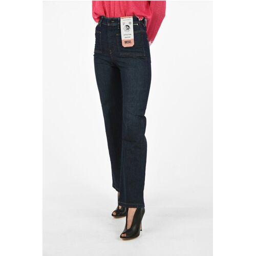 Diesel High Waist Boot Cut D-PENDING Jeans L30 Größe 23