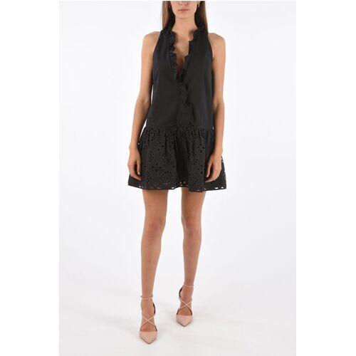 Dondup Plunging Neckline Dress Größe 44