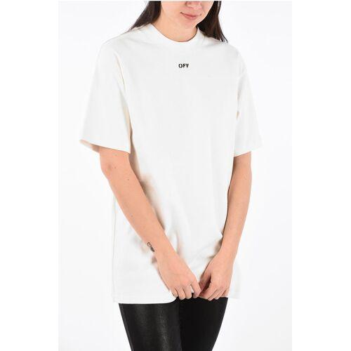 Off-White Cotton TOMBOY T-Shirt Größe S