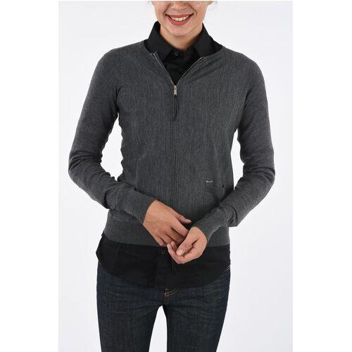 Dsquared2 Full Zip Wool Sweater Größe Xs