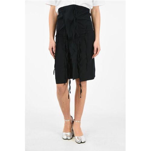 Maison Margiela MM6 High Waist Miniskirt Größe 42