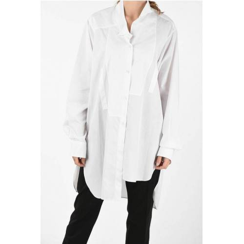Loewe wingtip collar Asymmetrical Shirt Größe M