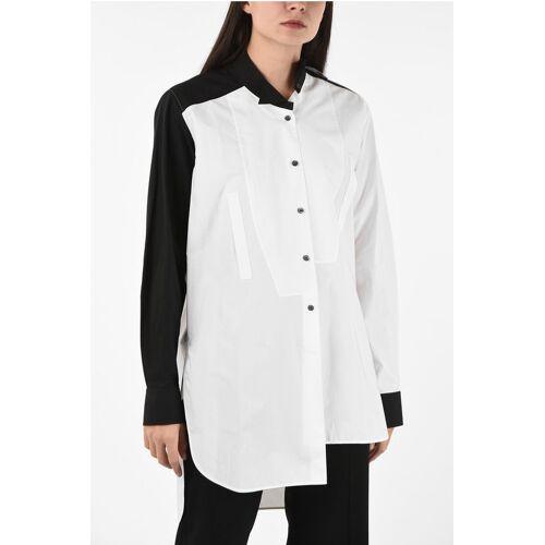 Loewe wingtip collar Asymmetrical Shirt Größe S