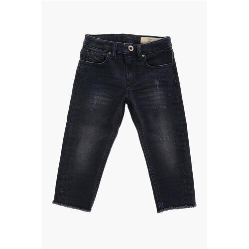 Diesel rhinestone embellished ARYEL-J Jeans Größe 16 Y