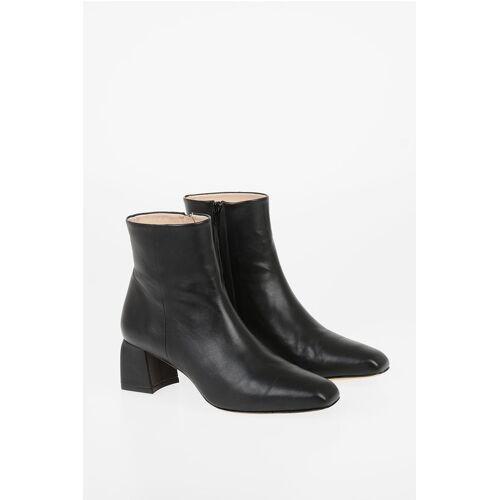 Kalda 6cm leather MARTI Chunky Heel Ankle boots Größe 36
