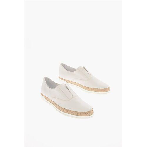 Tods leather FRANCESINA Slip on sneakers Größe 37,5