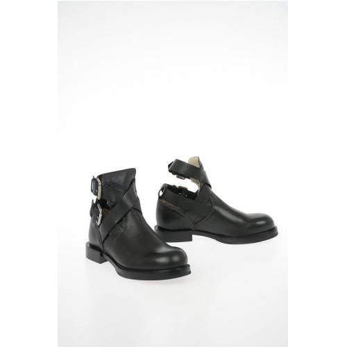 Diesel Leather KOMB BOOT D-KOMB BOOT FOB Ankle Boots Größe 38