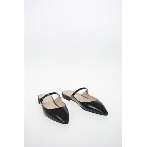 Prada Leather Slippers Größe 40